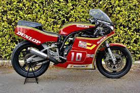 mick grant s heron suzuki xr69 tt bike