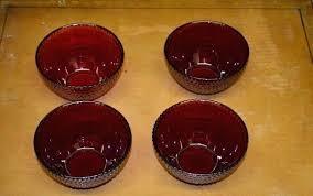 antique plates dishware red sets dish depression dinnerware ruby red dinnerware plates ruby antique dish sets clear er set carnival vintage depression