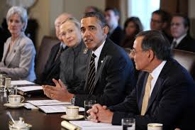 Obama And Cabinet Obamas Next Inner Circle Who Will Fill The New Cabinet
