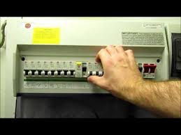 resetting your residual current device (rcd) on your consumer unit Volex Fuse Box resetting your residual current device (rcd) on your consumer unit volex protector fuse box