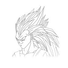 Dragon Ball Z 217 Cartoons Printable Coloring Pages
