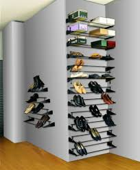 Shoe Hanger Saves A Collection Of Your Shoes Properly: Shoe Racks Design ~  lanewstalk.