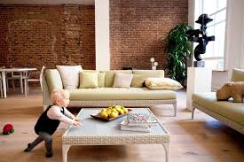 home tip using outdoor furniture indoors