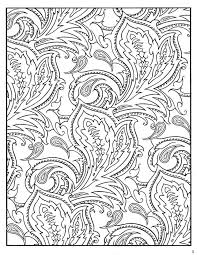 Small Picture 154 best PAISLEY PATTERNS COLORING BOOK images on Pinterest