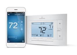 Taiwan Smart Home IR Remote Control Smart Thermostatwireless Remote Thermostat Control From Phone