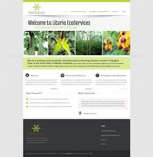 Lime Website Design Serious Masculine Business Web Design For A Company By