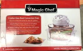 glass bowl convection oven recipes magic chef glass bowl infrared convection 3 gallon oven glass bowl