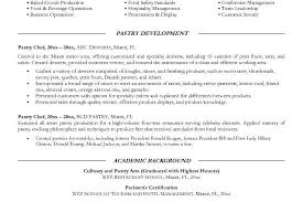 ... Resume Example, Cook Resume Template Pastry Chef Resume Sample Executive  Pastry Chef Resume Sample: ...