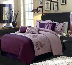 purple duvet sets