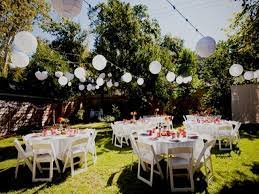 80 cool backyard party decor and hacks