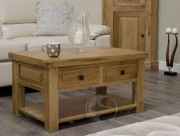 favorite rustic oak coffee table with drawers pertaining to solid oak coffee table writehookstudio