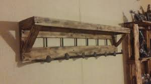 Coat Rack Shelf Diy 100 Wooden Coat Rack With Shelf Coat Racks With Shelves Foter 44
