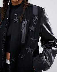 nike air destroyer er jacket black black women nike jackets hot