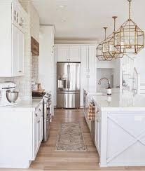 bright kitchen lighting. Bright Kitchen Lighting Ideas Luxury White Large Gold Light Fixtures In Painted Brick