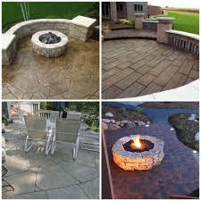27 amazing stamped concrete patio ideas