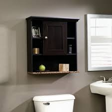 Black Over The Toilet Cabinet 20 Best Wooden Bathroom Shelves Reviews
