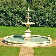 garden fountains near me various fountain outdoor at water popular imitation stone e0