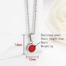 <b>ZFVB Trendy</b> Jewelry Sets For Women <b>Necklaces</b> Stainless Steel ...