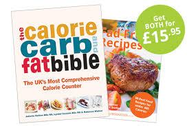 Food Calorie Book Recipe Book Calorie Bible Special Offer