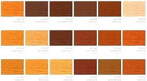 Sherwin Williams Bac Wiping Stain Color Chart Bac Wiping Stain Bac Wiping Stain Top Coat