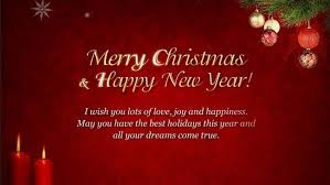 Office Christmas Wishes Wishes For Boss On Happy New Year Office New Year Greetings Happy