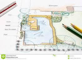 backyard design plans. Interesting Backyard Backyard Design Plans Landscape Architect Garden Plan To S