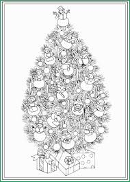 Holiday Coloring Pages For Adults Pleasant Christmas Tree Adult
