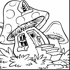 Small Picture outstanding printable mushroom coloring pages with awesome