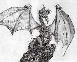 画像 かっこいい竜ドラゴンのイラストまとめ Naver まとめ