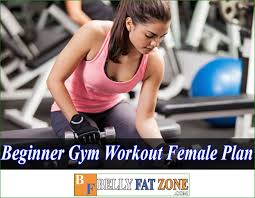 gym workout plan for women s weight