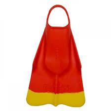 Lifeguards L Dafin Red Yellow Swimfins Ieselektronik Com