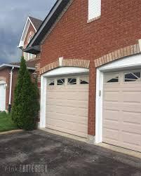 new garage doorsOur New Garage Doors the GARAGA Difference  Hometalk