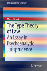 the type theory of law an essay in psychoanalytic jurisprudence the type theory of law an essay in psychoanalytic jurisprudence