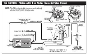 msd 6al hei wiring diagram msd wiring diagrams