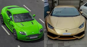 Crazy Paint Jobs List Five Supercars In India With The Most Outlandish Paintjobs