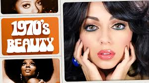 1970s diana ross makeup tutorial throwback beauty w