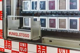 Clothing Vending Machine Mesmerizing A Vending Machine Selling Clothes Is Uniqlo's Next Big Idea