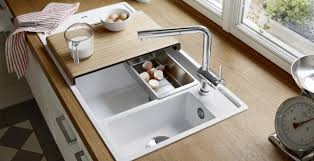Latest Kitchen Sink Designs The Bowl Sink And Mixer Tap For Your Kitchen Blanco