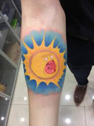 отец не разговаривает со мной из за татуировки но я продолжаю