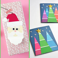 Explore 623989 free printable coloring pages for you can use our amazing online tool to color and edit the following xmas coloring pages free. 40 Diy Christmas Cards Unique Christmas Card Ideas