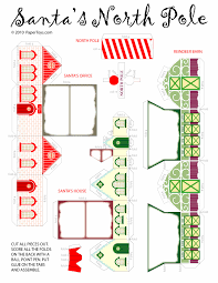 Foldable House Template Printable Paper House Template Elim Carpentersdaughter Co