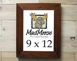 barn wood picture frames. 9x12 Reclaimed Redwood [Chunky X 2\ Barn Wood Picture Frames