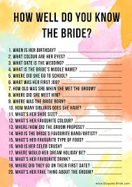 free printable 'how well do you know the bride?' hen party Wedding Ideas Quiz free printable 'how well do you know the bride?' hen party & bridal shower game wedding theme ideas quiz