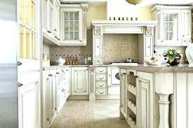 antique red kitchen cabinets kitchen cabinets llc
