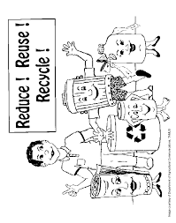 Small Picture Lovely Recycling Coloring Pages 98 For Picture Coloring Page With
