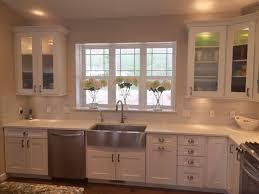 Studio Kitchen Style Shaker White Lovely Hardware For Cabinets