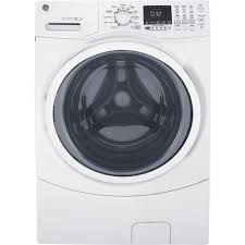Best Price On Front Load Washer And Dryer Ge 45 Doe Cu Ft Front Load Washer With Steam In White Energy