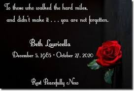 Beth Lauricella Obituary (1985 - 2020) - Fitchburg, MA - Worcester ...