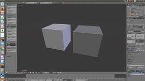 Cannot select vertices from different object while in edit mode - Blender  Stack Exchange