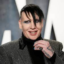Singer Marilyn Manson dropped by record ...